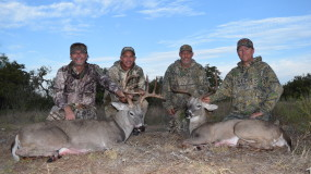 Thumb Hunting Season Blog