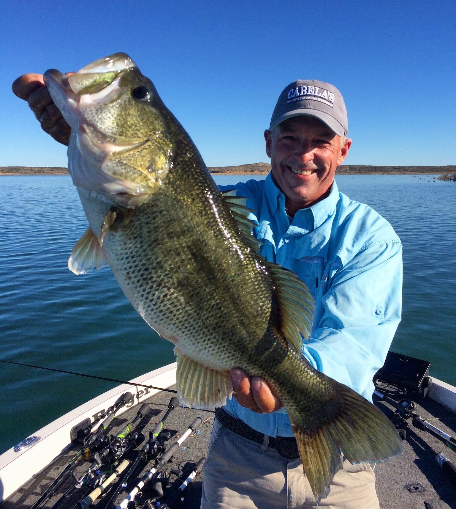 Lake amistad for Lake amistad fishing